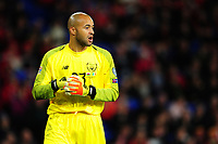 Darren Randolph of Republic of Ireland during the UEFA Nations League B match between Wales and Ireland at Cardiff City Stadium in Cardiff, Wales, UK.September 6, 2018
