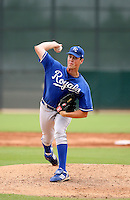 Tim Melville / Kansas City Royals 2008 Instructional League..Photo by:  Bill Mitchell/Four Seam Images
