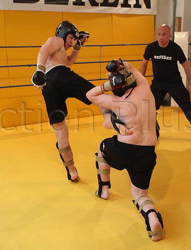 Berlin mixed fight FEMWIN Female