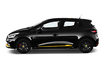 Car driver side profile view of a 2018 Renault Clio RS Final Edition 5 Door Hatchback
