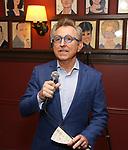 Tom Schumacher during the Rob Ashford portrait unveiling for the Sardi's Wall of Fame on October 10, 2018 at Sardi's Restaurant in New York City.