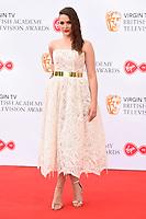 Anna Passey<br /> arriving for the BAFTA TV Awards 2018 at the Royal Festival Hall, London<br /> <br /> ©Ash Knotek  D3401  13/05/2018