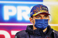 26th August 2021; Spa Francorchamps, Stavelot, Belgium: FIA F1 Grand Prix of Belgium, driver arrival day:  33 Max Verstappen NED
