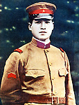 Undated - Takeji Eshita was one of the Bakudan Sanyushi (also called Nikudan Sanyushi, or The Three heroic Human Bullets), three soldiers who died while trying to blow up enemy escapement at short war between the armies of the Republic of China and the Empire of Japan in Shanghai, 1932. (Photo by Kingendai Photo Library/AFLO)