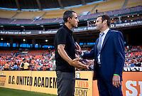D.C. United vs Colorado Rapids, August 17, 2014