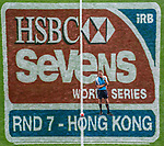 General Views during the Cathay Pacific / HSBC Hong Kong Sevens at the Hong Kong Stadium on 28 March 2014 in Hong Kong, China. Photo by Andy Jones / Power Sport Images