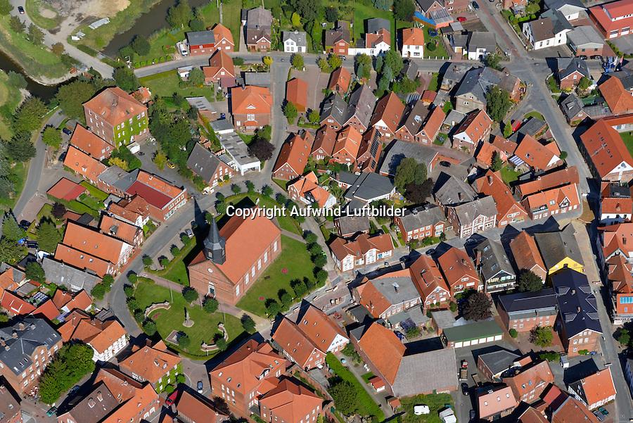 Freiburg Elbe: EUROPA, DEUTSCHLAND,  NIEDERSACHSEN (EUROPE, GERMANY), 06.09.2013: Freiburg Elbe