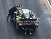 NHRA Mello Yello Drag Racing Series<br /> Route 66 NHRA Nationals<br /> Route 66 Raceway, Joliet, IL USA<br /> Sunday 9 July 2017 Alexis DeJoria, Patron, funny car, Toyota, Camry<br /> <br /> World Copyright: Mark Rebilas<br /> Rebilas Photo