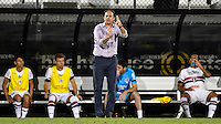 Orlando, FL - Saturday Jan. 21, 2017: São Paulo head coach Rogério Ceni gives instructions during the second half of the Florida Cup Championship match between São Paulo and Corinthians at Bright House Networks Stadium. The game ended 0-0 in regulation with São Paulo defeating Corinthians 4-3 on penalty kicks