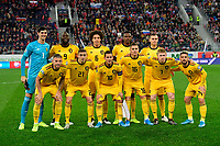 The players of Belgian National football team pictured  <br /> Saint Petersbourg  - Qualification Euro 2020 - 16/11/2019 <br /> Russia - Belgium <br /> Foto Photonews/Panoramic/Insidefoto <br /> ITALY ONLY