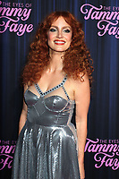 September 14, 2021.Jessica Chastain attend Searchlight Pictures premiere of The Eyes of Tammy Faye  at<br /> SVA Theatre in New York September 14, 2021 Credit:RW/MediaPunch
