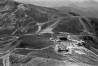 Abruzzo, Italia, paesi italiani, Gran Sasso, campo imperatore
