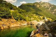 Image Ref: SWISS083<br /> Location: Ticino, Switzerland<br /> Date of Shot: 22nd June 2017