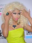 Nicki Minaj at The 2012 American Music  Awards held at Nokia Theatre L.A. Live in Los Angeles, California on November 18,2012                                                                   Copyright 2012  DVS / Hollywood Press Agency