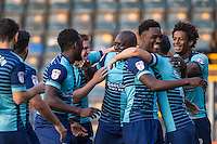 Wycombe Wanderers v Accrington Stanley - 16.08.2016