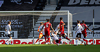 12th September 2020; Pride Park, Derby, East Midlands; English Championship Football, Derby County versus Reading; John Swift of Reading scores in the 40th minute 1-0