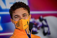 3rd September 2021: Circuit Zandvoort, Zandvoort, Netherlands;   F1 Grand Prix of the Netherlands 4 Lando Norris GBR, McLaren F1 Team, F1 Grand Prix of the Netherlands at Circuit Zandvoort