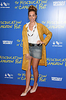 """Talia Dean<br /> arriving for the premiere of """"The Miseducation of Cameron Post"""" screening at Picturehouse Central, London<br /> <br /> ©Ash Knotek  D3424  22/08/2018"""