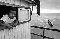 - boat in service of connection from Bluefields to the community of Kukra Hill, on the Atlantic coast <br /> <br /> - battello in servizio di collegamento da Bluefields alla comunità di Kukra Hill, sulla costa atlantica
