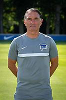 17th August 2020; Berlin, Germany. Hertha Berlin official Bundesliga season portraits, season 2020-21:  Bruno Labbadia Hertha BSC, Trainer