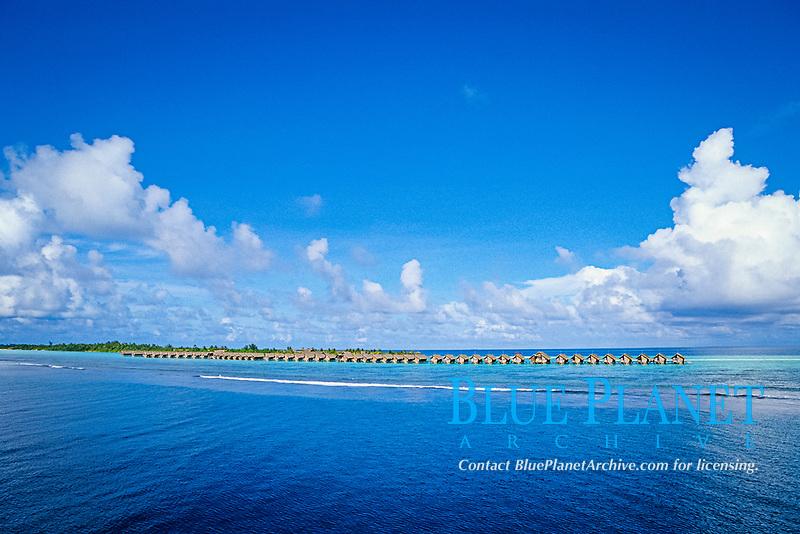 resort hotel, small island, White Sands Resort, Maldives, Indian Ocean
