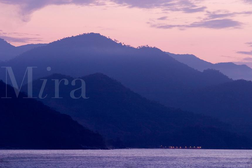 Banderas Bay near Puerto Vallareta, Mexico