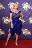 "Ruth Langsford<br /> at the launch of the new series of ""Strictly Come Dancing, New Broadcasting House, London. <br /> <br /> <br /> ©Ash Knotek  D3298  28/08/2017"
