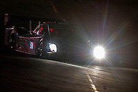 Night action, #50 BMW Riley Byron Defoor, David Hinton, Jim Pace, Dorsey Schroeder, 12 Hours of Sebring, Sebring International Raceway, Sebring, FL, March 2015.  (Photo by Brian Cleary/ www.bcpix.com )