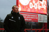 Lincoln City manager Michael Appleton<br /> <br /> Photographer Andrew Vaughan/CameraSport<br /> <br /> The EFL Sky Bet League One - Accrington Stanley v Lincoln City - Saturday 21st November 2020 - Crown Ground - Accrington<br /> <br /> World Copyright © 2020 CameraSport. All rights reserved. 43 Linden Ave. Countesthorpe. Leicester. England. LE8 5PG - Tel: +44 (0) 116 277 4147 - admin@camerasport.com - www.camerasport.com