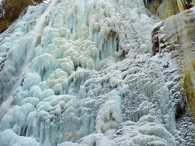 Rainbow Falls, Keene Valley