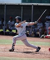 John Riley - San Francisco Giants 2019 spring training (Bill Mitchell)