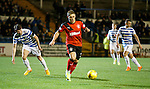 Martyn Waghorn on the attack