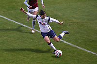 Rachel Williams of Tottenham Hotspur crosses the ball during Tottenham Hotspur Women vs Aston Villa Women, Barclays FA Women's Super League Football at the Hive Stadium on 13th December 2020