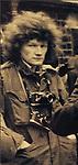 Homer Sykes, Bacup 1974 photo Daniel Meadows. My hair is real!!