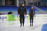 SCHAATSEN: HEERENVEEN: 21-12-2019, IJsstadion Thialf,KNSB trainingswedstrijd, ©foto Martin de Jong