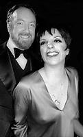 Jack Haley Jr. Liza Minnelli 1981<br /> Photo By Adam Scull/PHOTOlink.net
