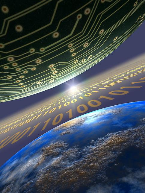 Electronic and analog worlds