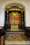 St Mary Woolnoth church, London, UK