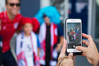 Orlando, FL - Friday Oct. 06, 2017: Jimmy Conrad, Fan Shot during a 2018 FIFA World Cup Qualifier between the men's national teams of the United States (USA) and Panama (PAN) at Orlando City Stadium.