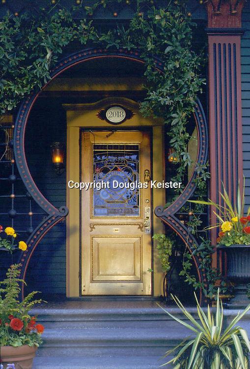Seattle Washington<br />Front Door