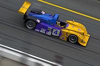 A Duncan Dayton driven Ford/Lola..39th Rolex 24 at Daytona, 3/4 February,2001 Daytona International Speedway  Daytona Beach,Florida,USA.©F.Peirce Williams 2001 ..