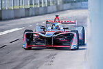 Maro Engel of Germany from Venturi Formula E Team competes in the Formula E Non-Qualifying Practice 2 during the FIA Formula E Hong Kong E-Prix Round 1  at the Central Harbourfront Circuit on 02 December 2017 in Hong Kong, Hong Kong. Photo by Marcio Rodrigo Machado / Power Sport Images