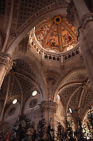 Klosterkirche im Kloster Certosa di Pavia, Lombardei, Italien