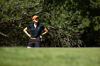 STANFORD, CA - MAY 10: Marina Escobar Domingo at Stanford Golf Course on May 10, 2021 in Stanford, California.