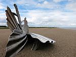 The Scallop, Aldeburgh, Suffolk, UK