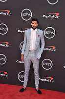 LOS ANGELES, USA. July 10, 2019: JaVale McGee at the 2019 ESPY Awards at the Microsoft Theatre LA Live.<br /> Picture: Paul Smith/Featureflash