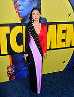 """LOS ANGELES, USA. October 15, 2019: Hong Chau at the premiere of HBO's """"Watchmen"""" at the Cinerama Dome, Hollywood.<br /> Picture: Paul Smith/Featureflash"""