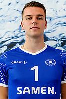 LEEK - Volleybal, Presentatie Lycurgus , seizoen 2021-2022, 01-09-2021 , Lycurgus speler Jesper Schut
