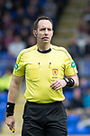 St Johnstone v Partick Thistle…19.08.17… McDiarmid Park… SPFL<br />Referee Barry Cook<br />Picture by Graeme Hart.<br />Copyright Perthshire Picture Agency<br />Tel: 01738 623350  Mobile: 07990 594431