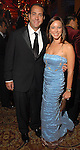 """John and Tama Klosek at the Children's Museum """"Road to Rio"""" Gala at The Corinthian Friday Oct. 19,2007.  (Dave Rossman/For the Chronicle)"""